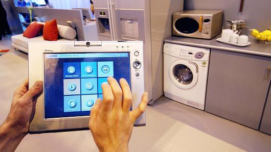 Smart homes help in energy efficiency