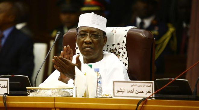 Chad election: Idriss Deby expected to serve for 5th term