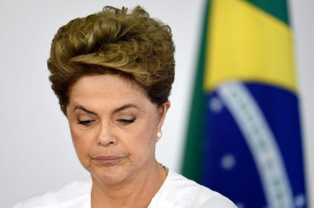 Rousseff loses in the lower house impeachment vote