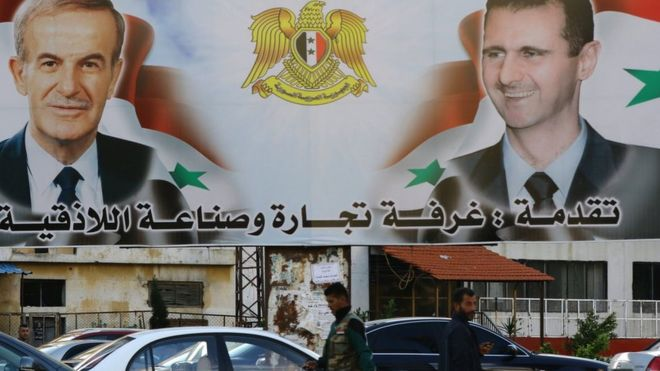 Assad distanced by Syrian Alawites