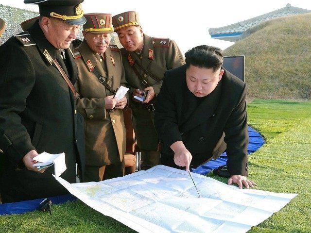 Back at it again! Long-range missile test in North Korea