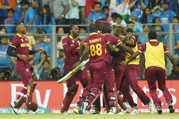 World T20: West Indies surprise to India