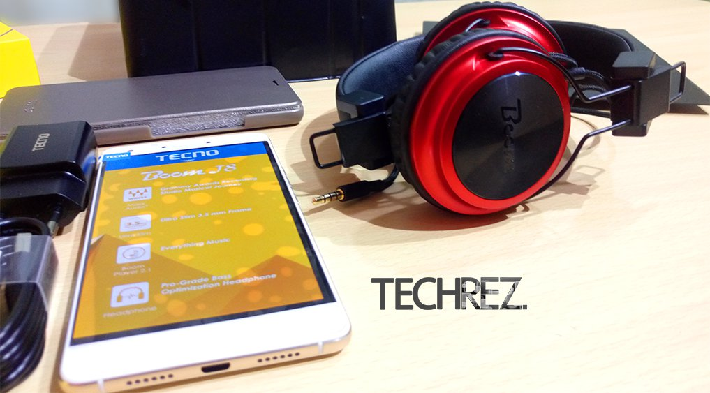 Tecno Boom J8 is superb and budget friendly