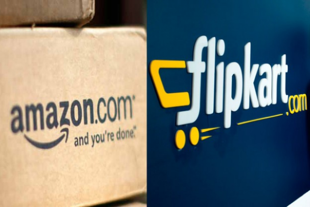 Retailers seek Enforcement Directorate's investigation into the online market place model of Amazon and Flipkart