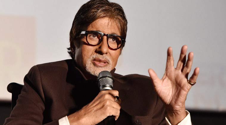 IT department reopens case against Bollywood star Amitabh Bacchan