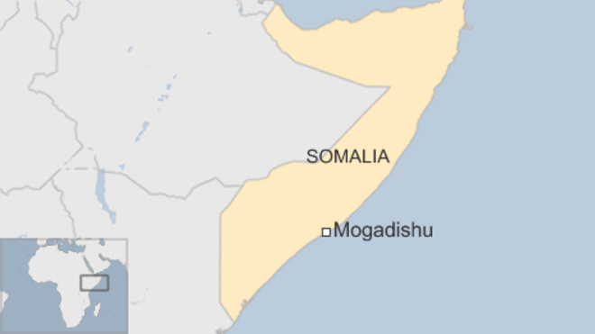 Somalia mosque collapses, 15 killed