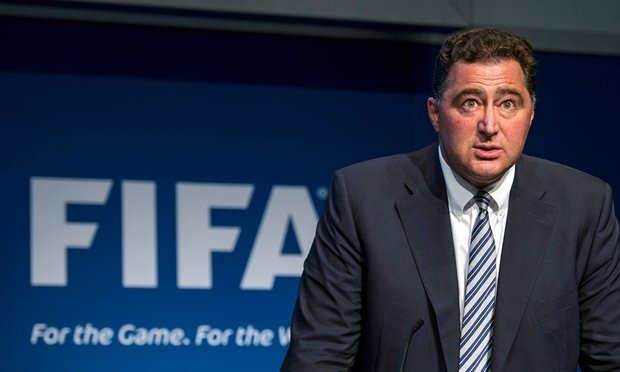 FIFA Audit Chair Resigns due to reforms