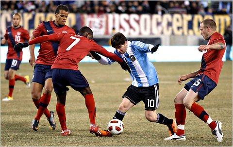United States dares Argentina