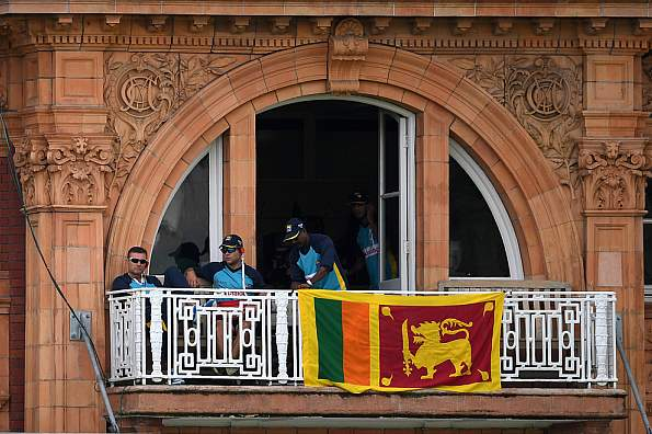 Sri Lanka asked to remove flag from Lord's balcony