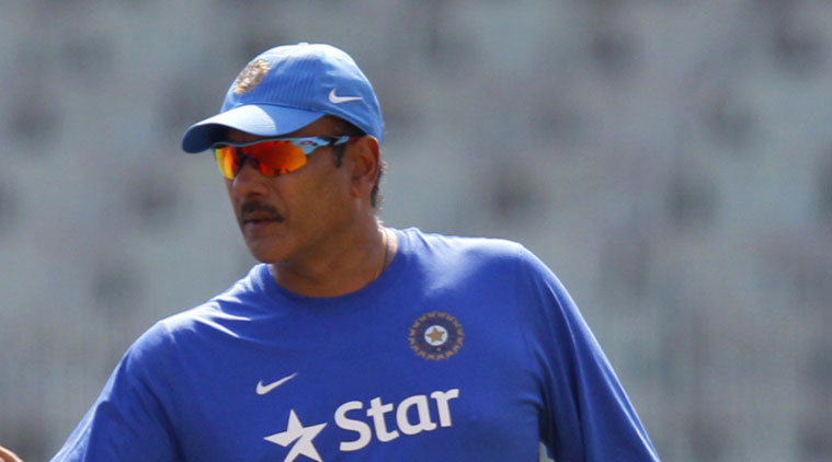 Ravi Shastri applies for the post of India's head coach