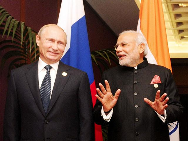 Narendra Modi dials Russian President Putin as China looks to delay NSG bid