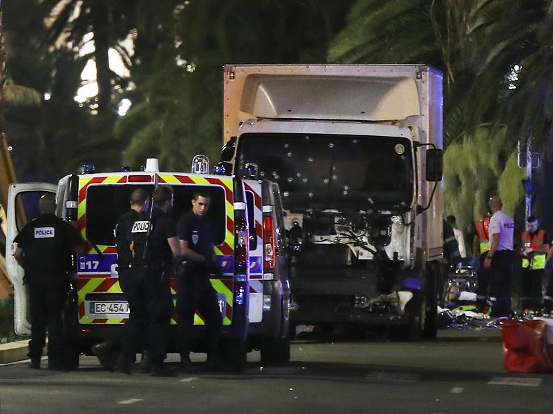 Terror in France: 84 killed in the Bastille Day celebrations attack