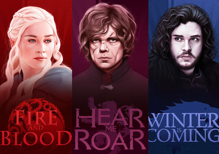 Game of Thrones: The Three Heads of the Dragon