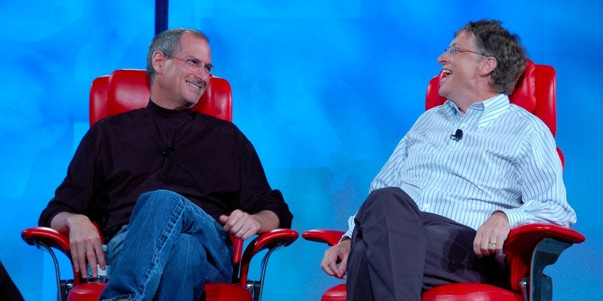 Steve Jobs, Bill Gates and 2 other innovators to learn from