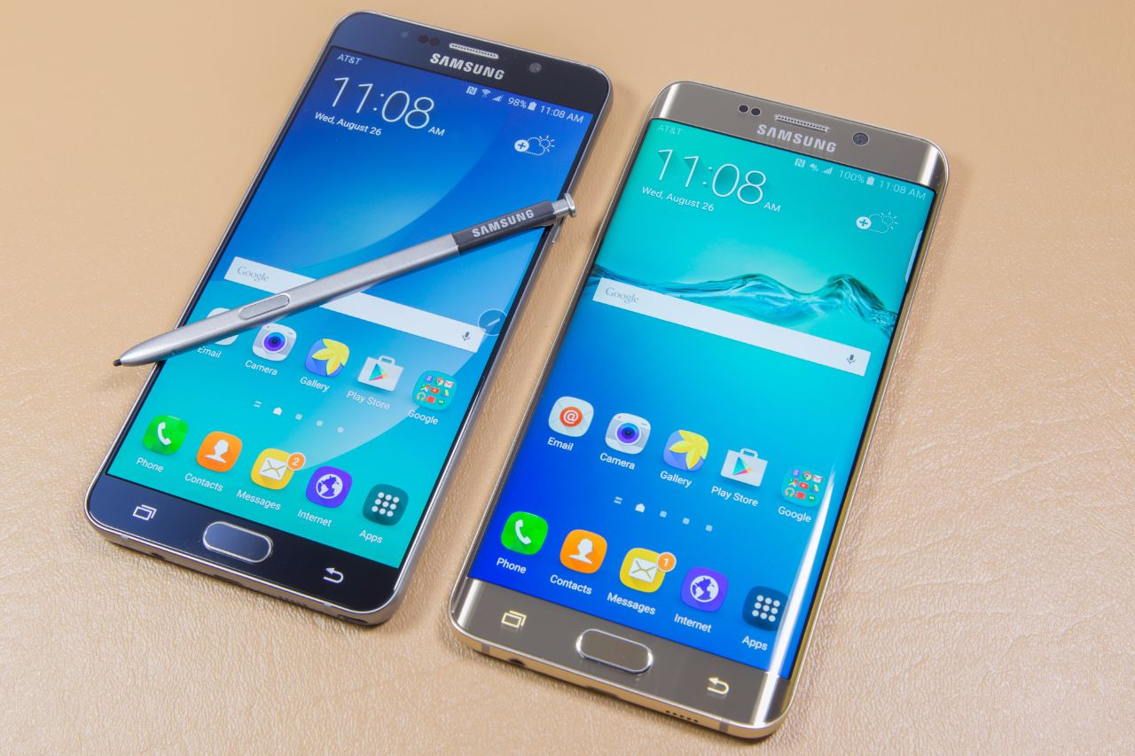 5 Reasons why you need Samsung Note 7