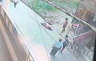 Bystanders Watch as a Delhi Woman is Stubbed