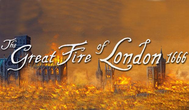 The Great Fire of London - International Inside