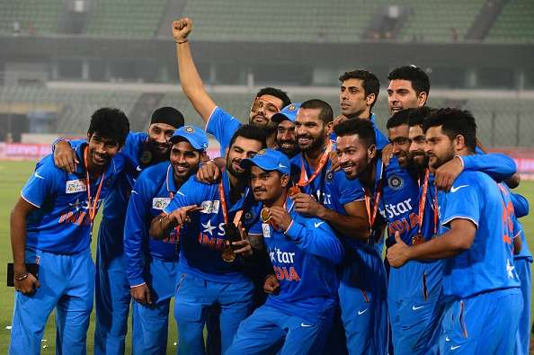 The Indian National Cricket Team International Inside