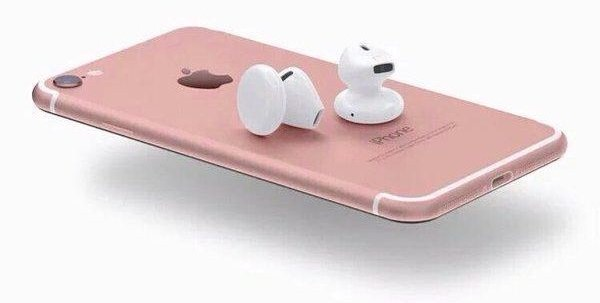 iPhone 7 Buyers set to get Wireless headphones in the package