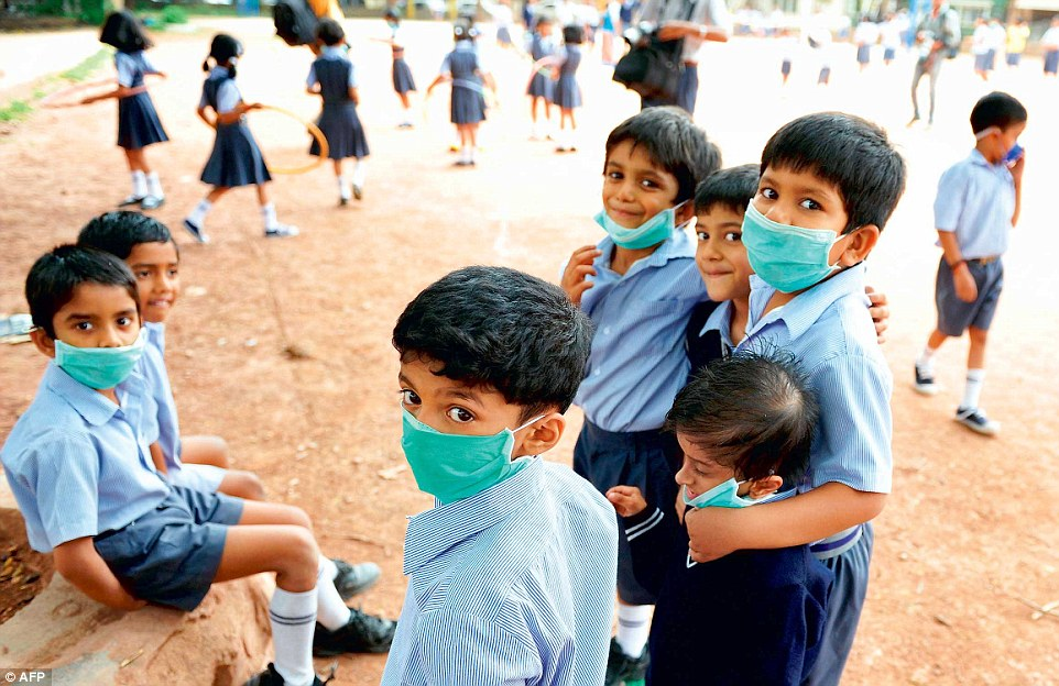 Two billion children breathe toxic air worldwide: UNICEF report