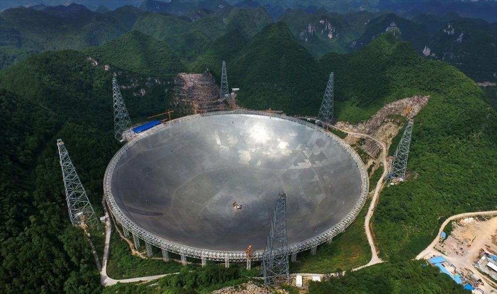 China's Giant space telescope in Search of Alien Life