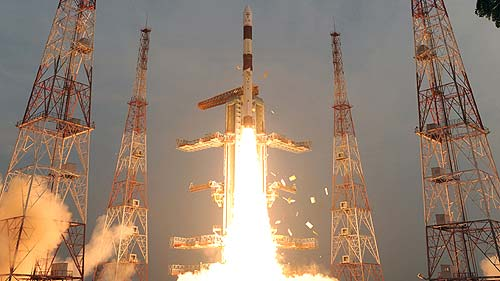 Indian space research organisation(ISRO) aims for world record with 83 satellites in one go