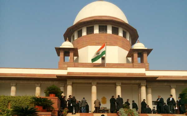 Supreme court slams Centre for delay in Judicial appointments