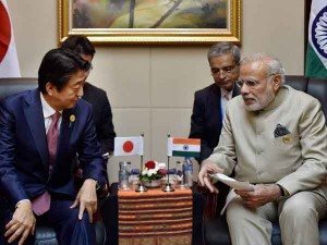 PM Modi's Japan visit