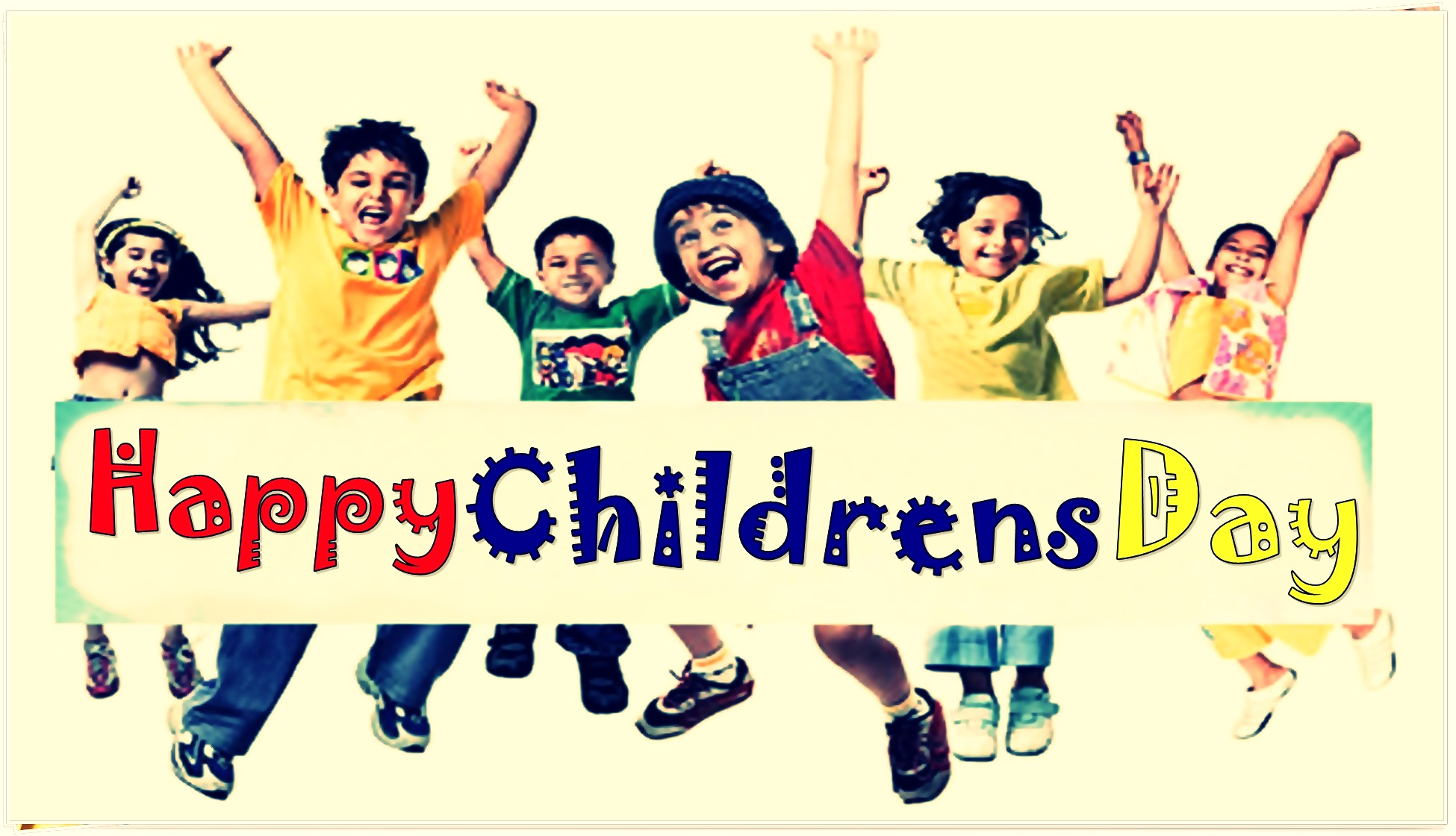 Happy Children's Day: Awaken the Child in You