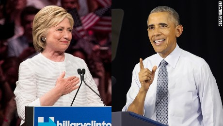 Hillary Clinton made me a better president: Barack Obama