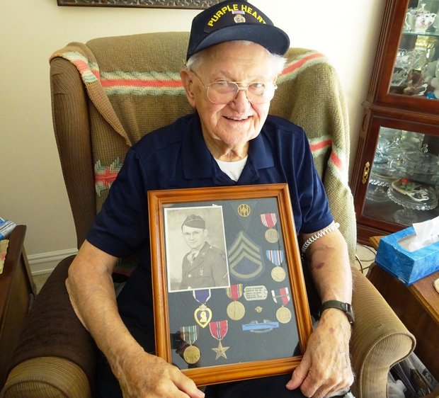 Remembering War-Torn Europe – A Decorated Veteran Shares His Recollections