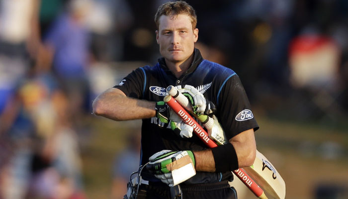 Martin Guptill may miss Test spot for Pakistan series