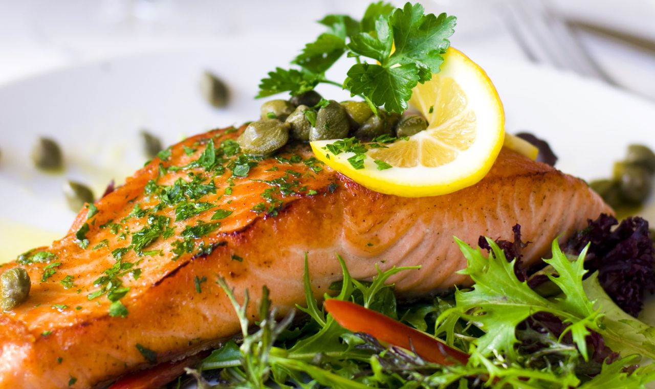 What makes Fish good for you?
