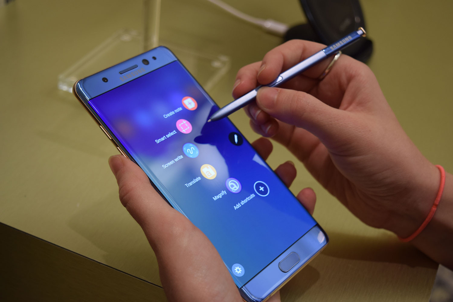 Galaxy Note 7 is not the only Samsung product with problems