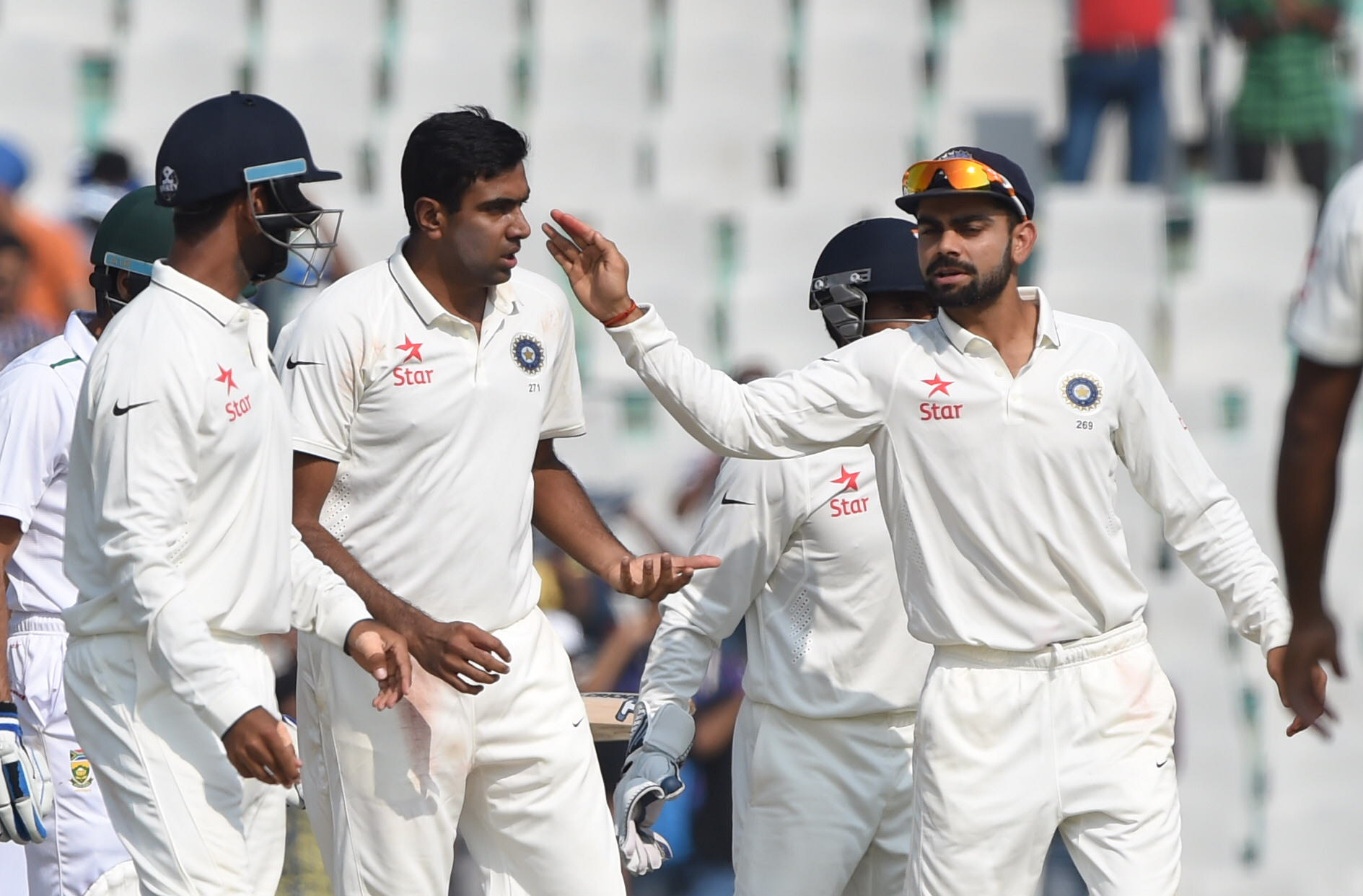 India vs England: Rajkot test heads towards draw