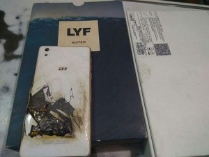 Reliance Lyf Smartphone