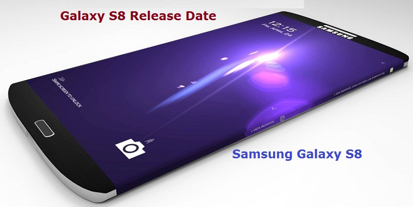 Samsung Announces the Samsung Galaxy S8 for 2017