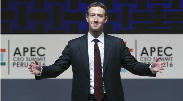 Mark Zuckerberg gives details for fighting fake news on Facebook