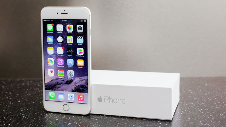 Apple Confirms a Major iPhone 6 Plus Flaw