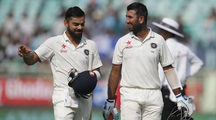 India vs England, 2nd Test: Unbeaten Virat Kohli seals Day 1 in India's favor
