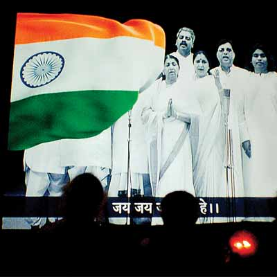 Supreme court says No to National Anthem in courts; dismisses plea