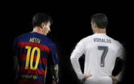 Barcelona Vs Real Madrid: Ronaldo VS Messi