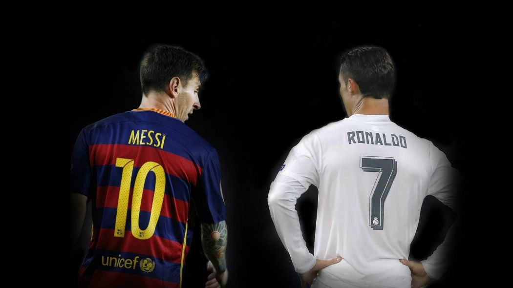 Barcelona Vs Real Madrid: Ronaldo VS Messi