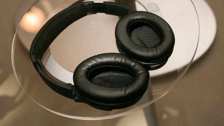 Bose Quiet Comfort 35