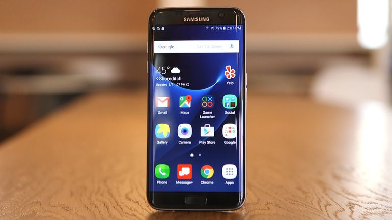 Samsung Galaxy S7 Edge – The Best Smartphone