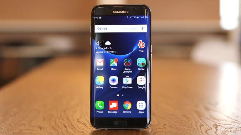 Samsung Galaxy S7 Edge – The Best Smartphone