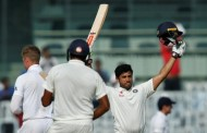 Karun Nair's 300 helps India to post a massive first innings score against England