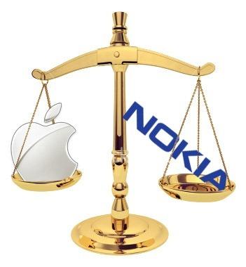 Nokia sues Apple in patent dispute