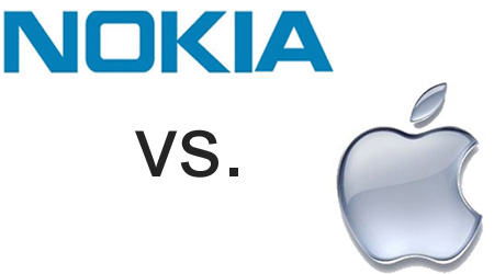 Nokia sues Apple