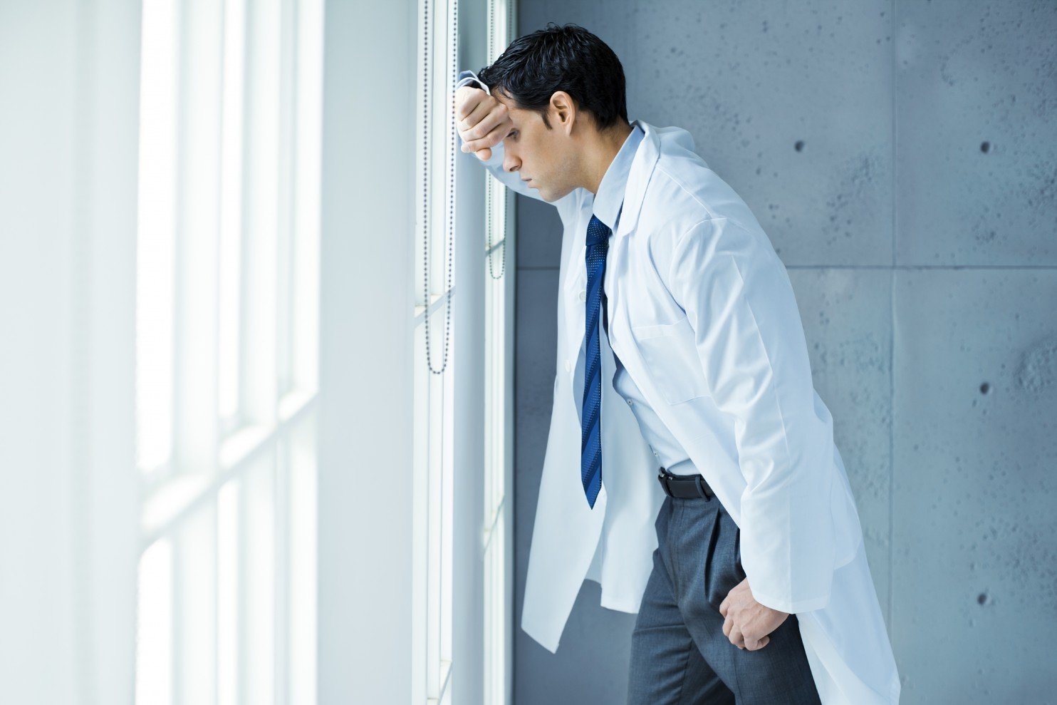 Study Shows that More than a quarter of medical students are depressed, suicidal